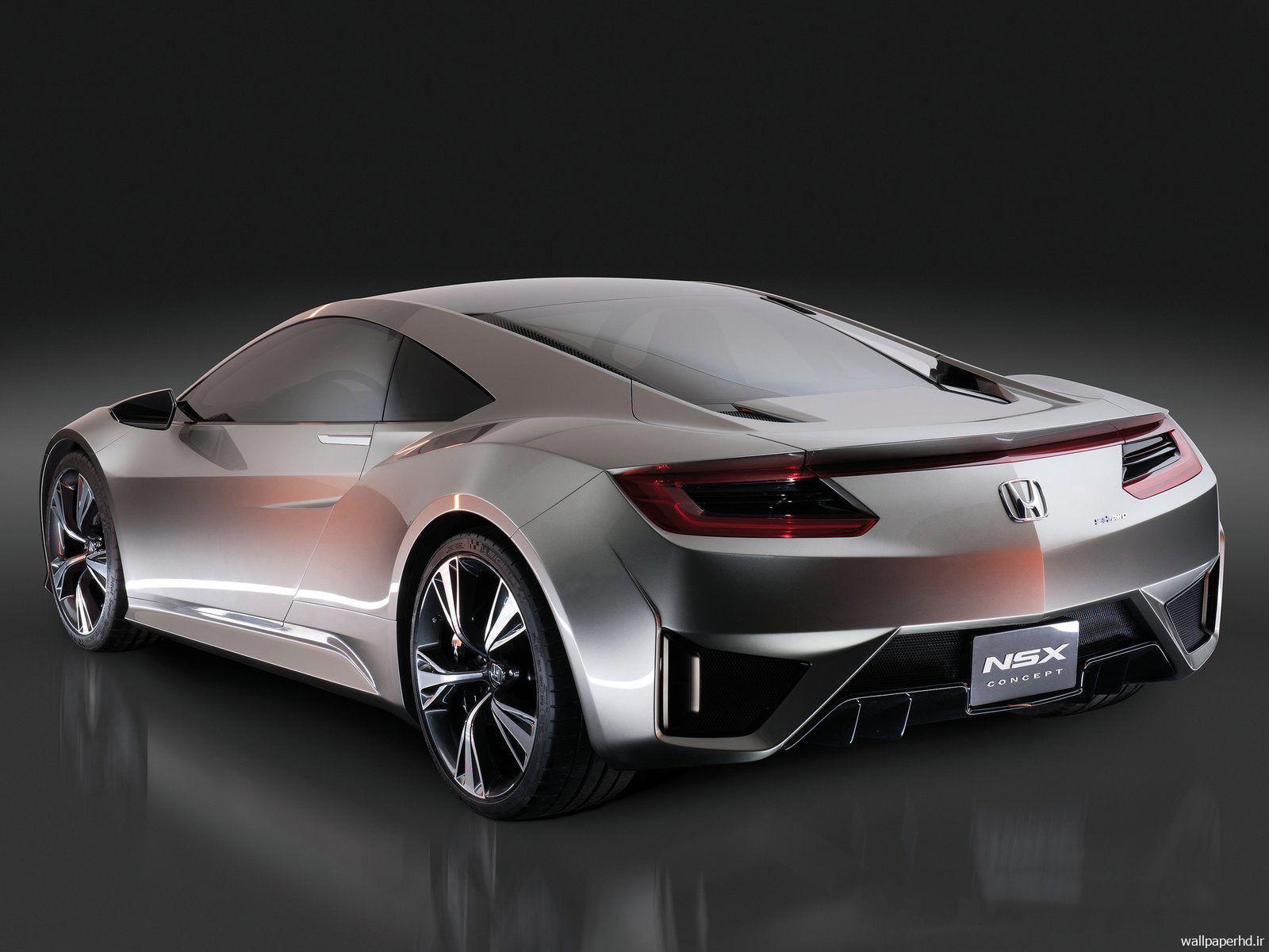 ماشین Acura RSX - والپیپر اچ دی